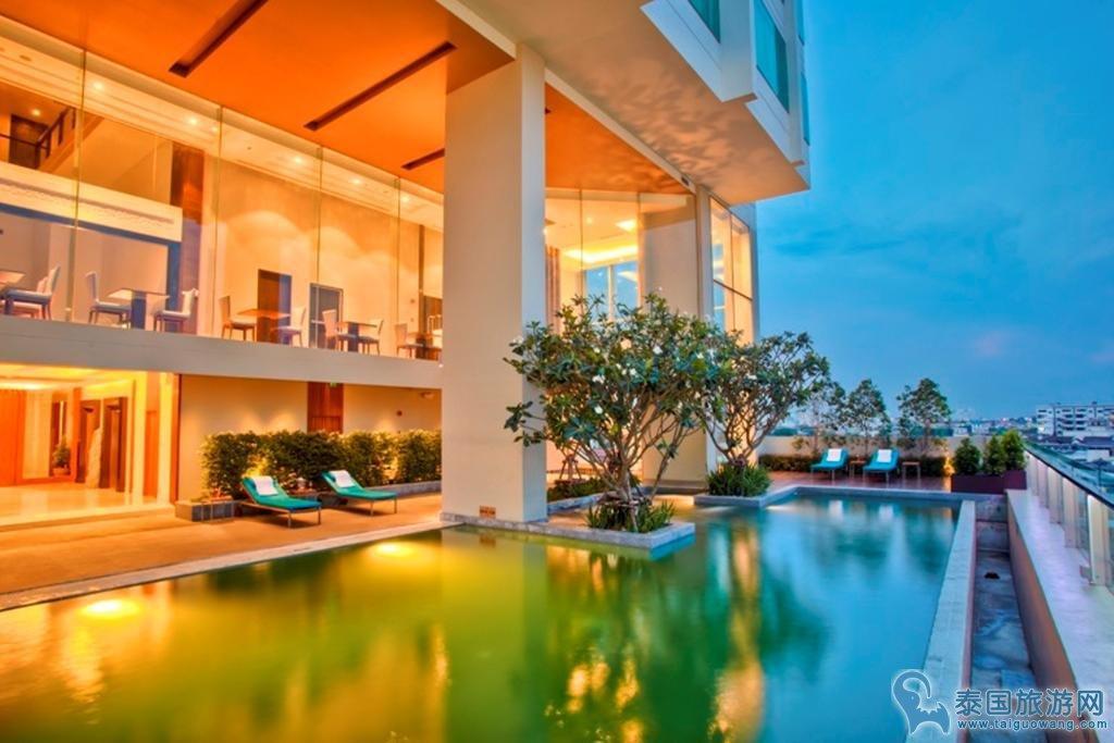 曼谷购物交通方便酒店--茉莉花度假酒店