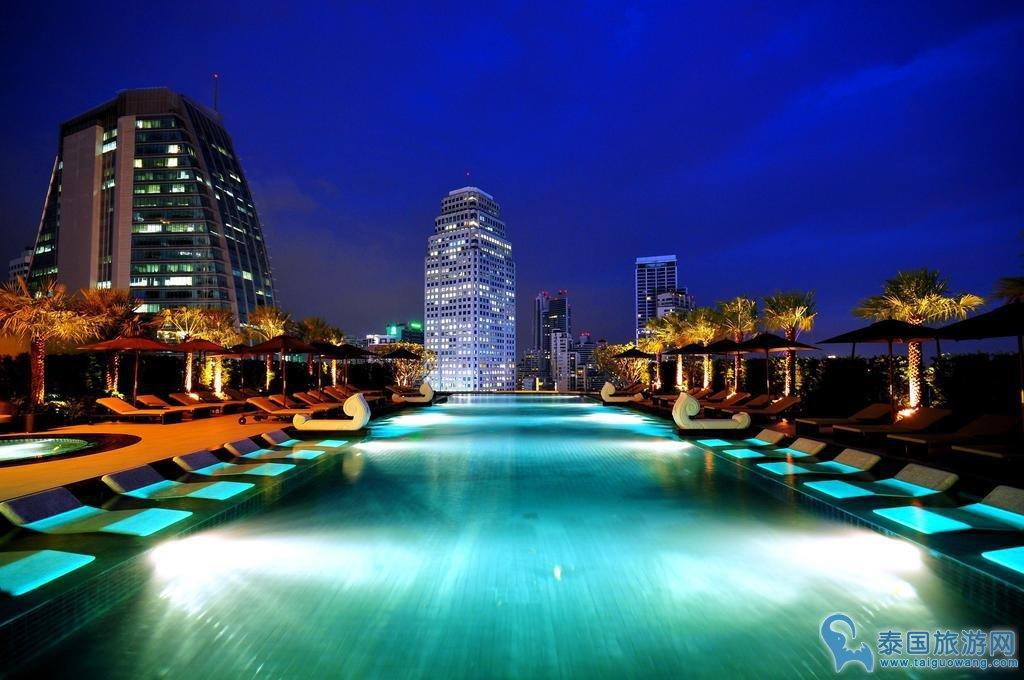 曼谷位置无敌优越的豪华酒店--航站21中心酒店