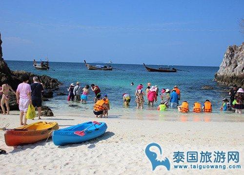 泰国旅游人次持续增长,中国游客增长27%