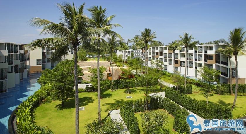 普吉岛麦考海滩适合度假的酒店