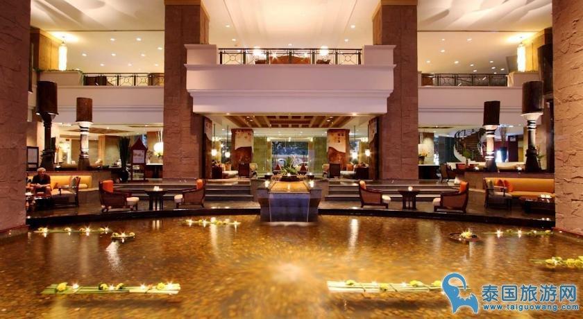 华欣五星级旅店推荐:华欣希尔顿温泉度假旅店