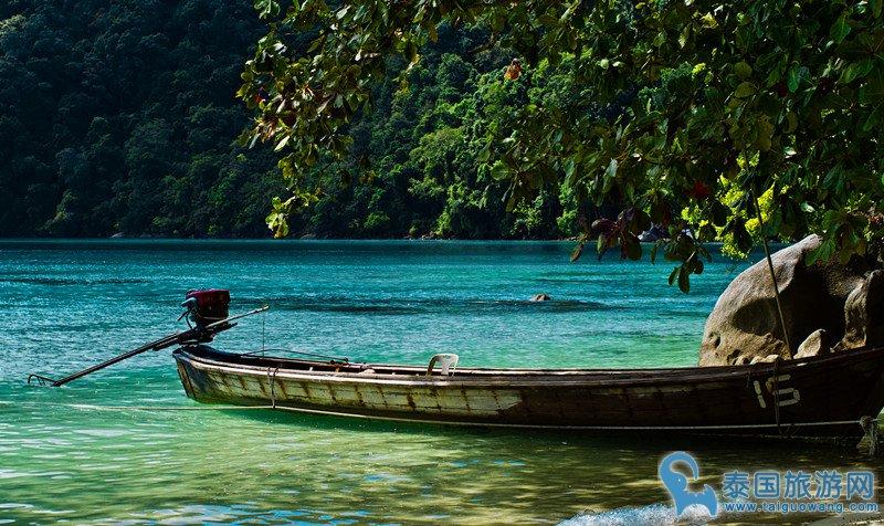 泰国鲜为人知的潜水天堂海岛:素林群岛攻略