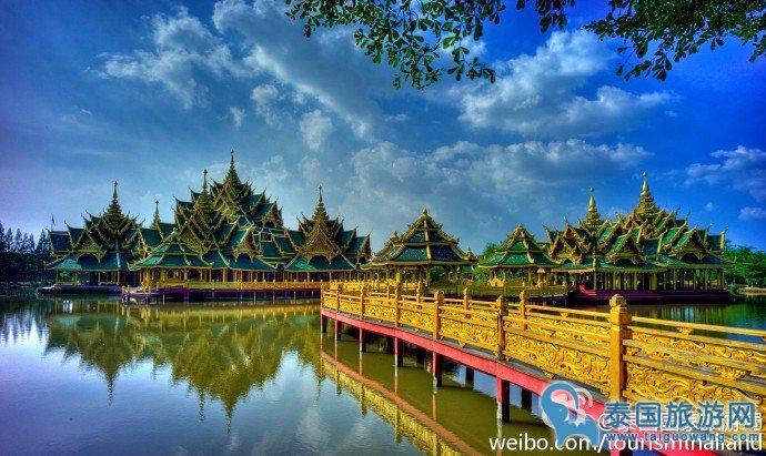 泰国最大型最值得去的户外博物馆