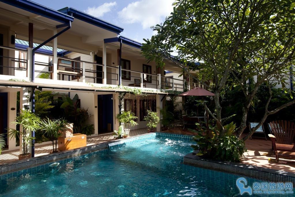 普吉岛交通方便的酒店:码头42精品渡假村
