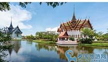 曼谷古城72府小人国带你一天走完泰国景点