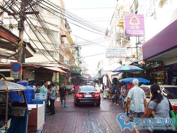 曼谷一日游之发现不一样的唐人街