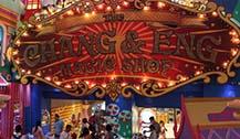 普吉岛幻多奇游记(二)内部游玩设施和特色商店