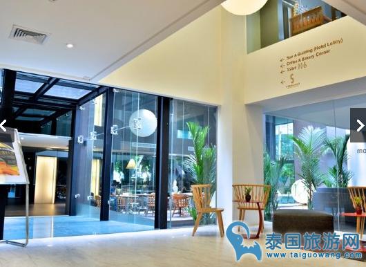 出游方便的旅店:芭堤雅爱湾星级旅店