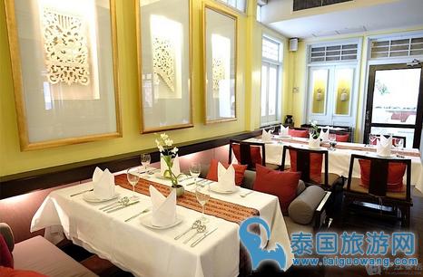 正统泰国皇室料理餐厅:Naj 餐厅