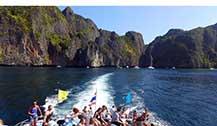 皮皮岛一日游:搭船看海、海滩踩沙、浮潜看鱼好惬意