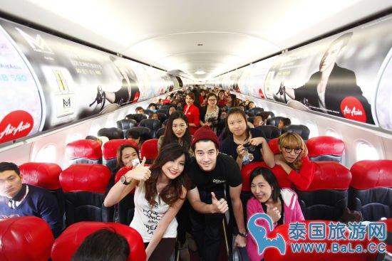由亚航h马来西亚公司运行的d7航班
