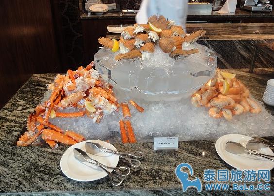 曼谷五星级酒店星期五海鲜自助餐Siam Kempinski