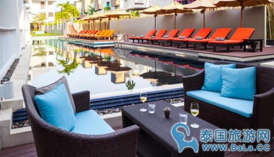 华欣海滩旁180度的美景酒店LOLIGO RESORT HUA HIN