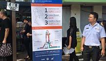 曼谷胜利纪念碑迷你小巴站搬迁后该去哪里坐车?(附前往新车站的公交车攻略