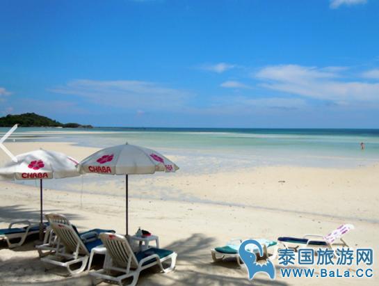 苏梅岛三星酒店:恰巴小屋海滩spa度假酒店