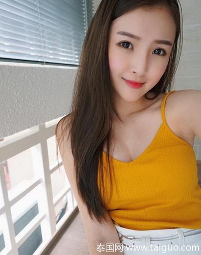 泰国新生带性感萌妹网红toh yifei获大批宅男喜爱(附生活照)