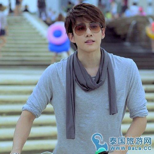 泰国男明星十大帅哥最新排行版 帅的让人想给他们生猴子