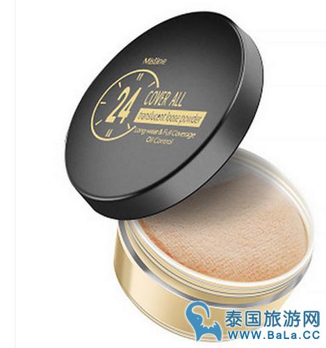 泰国Mistine所有彩妆产品盘点