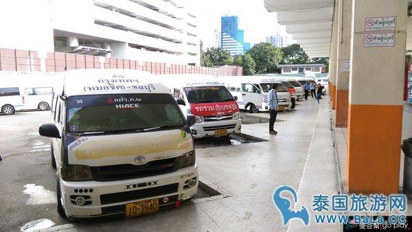 曼谷胜利纪念碑小巴站搬迁新车站后如何搭迷你小巴?