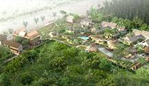 安帕瓦水上市场附近有名的绿色度假村-Asita Eco Resort