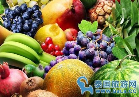 泰国哪些水果容易发胖?