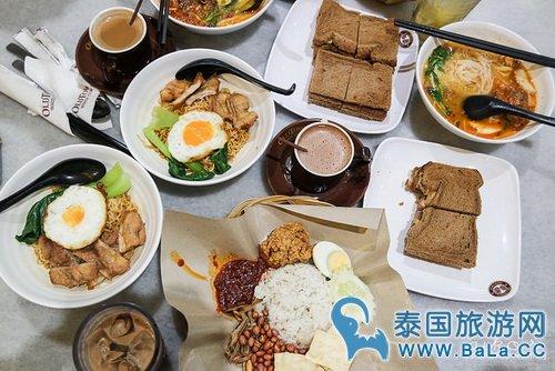吉隆坡双子塔美食攻略图片