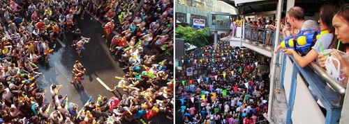 泰国泼水节全攻略 在曼谷、清迈等地来场最嗨的湿身派对