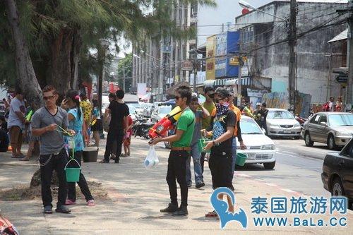 泰国泼水节全攻略:来曼谷、清迈等地来场最嗨的湿身派对