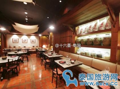 泰国五星级酒店餐厅Spice Market   799铢任食任吃泰国菜