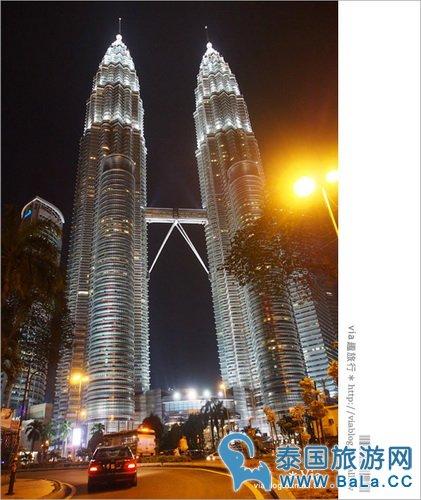 吉隆坡双子塔购物中心suria