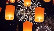 2017清迈跨年活动和跨年地点新鲜出炉 温馨而浪漫的天灯新年等你来