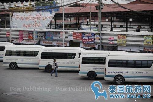 曼谷迷你小巴面包车将被中型小巴车代替 7月1日起陆续展开