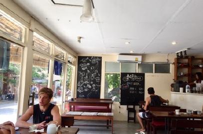 泰国涛岛日韩料理餐厅Asia mood koh tao