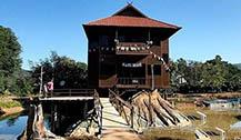 泰国可360旋转抗震房屋 泰神奇