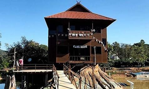 泰酷炫!泰国首栋可抗7级地震和360度旋转的房子