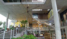 2016年新开的曼谷The Commons美食购物商场