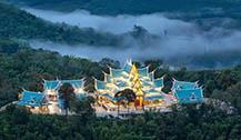 泰国必去的6大特色寺庙 求才求子看风景最佳