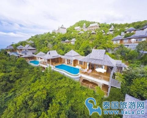 普吉岛带私人沙滩无边泳池酒店:普吉岛瑶亚岛桑迪雅度假酒店