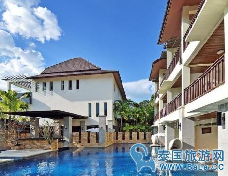 甲米带私人沙滩酒店:兰塔岛沙洲度假酒店