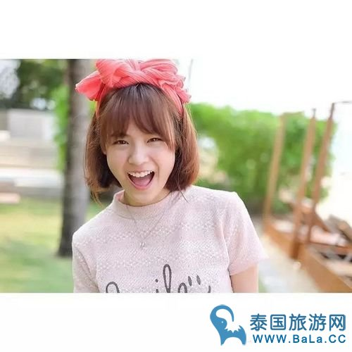 泰女星素颜排行榜 jui排榜首(2)