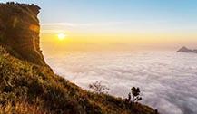 清莱到帕夭看云海 神秘绝美的云海丛林