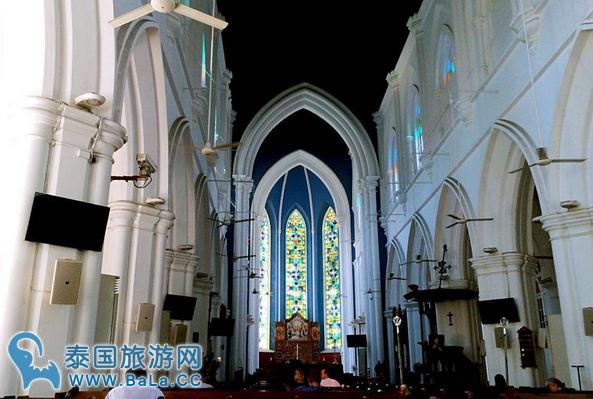 新加坡圣德安烈教堂在哪里?怎么去圣德安烈教堂?