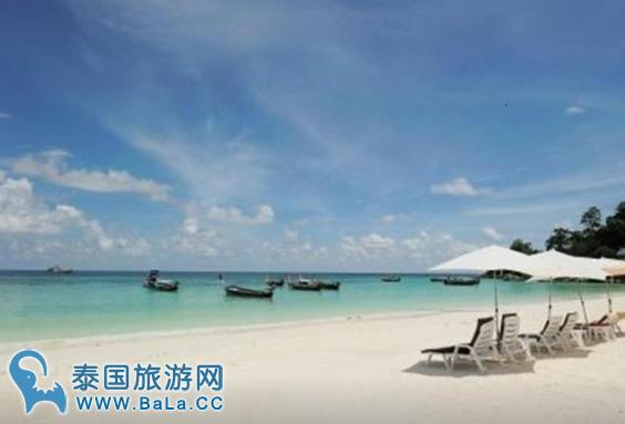 泰国丽贝岛带私人沙滩无边泳池的酒店Sita Beach Resort & Spa