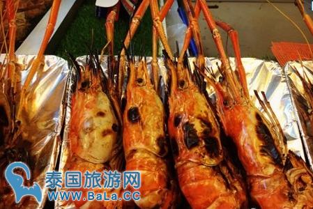 泰国海鲜常见吃法有哪些?