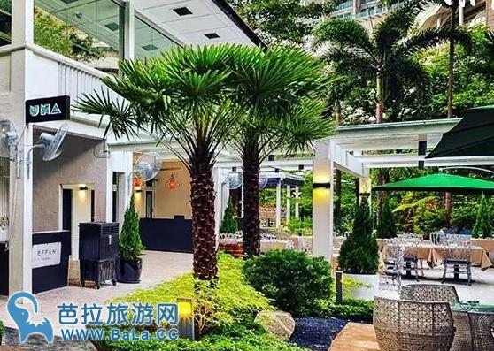 2017新加坡颜值最高的餐厅有哪些?