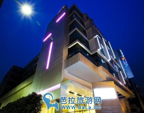 乍都乍周末夜市旁性价比高的酒店:曼谷Vic3 Bangko