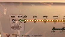 曼谷到北榄府怎么去?坐捷运到北榄府一日游 BTS Sukhumvit线往南延伸至Samrong