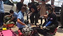 曼谷伦披尼泰拳馆发生枪击事件 造成1死1重伤
