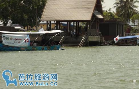 国际钓虾大赛尽在泰国安帕瓦水上市场