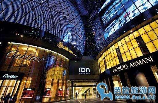 新加坡有哪些大型的购物商场?